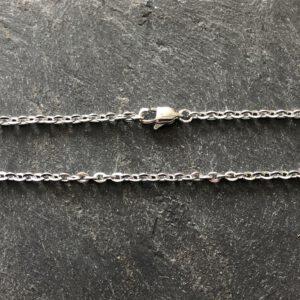 Stainless steel sieraden